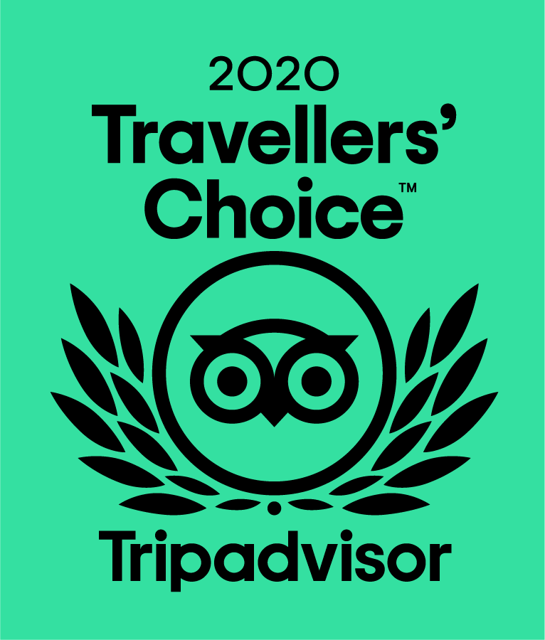 Travelers' Choice 2020 de Tripadvisor