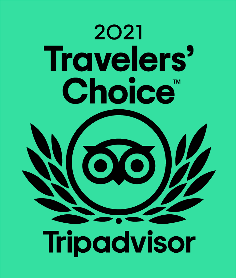Juan Moreno renueva en 2021 el premio Travelers' Choice de Tripadvisor